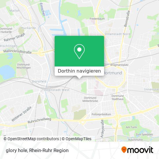 Wie komme ich zu Glory Hole in Dortmund mit dem Bus, der U