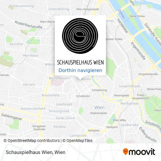 Schauspielhaus Wien Karte