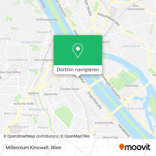Uci Kinowelt Millennium City Karte