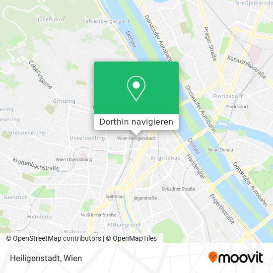 Heiligenstadt Karte