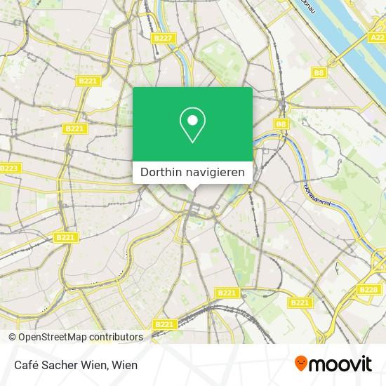 Café Sacher Wien Karte