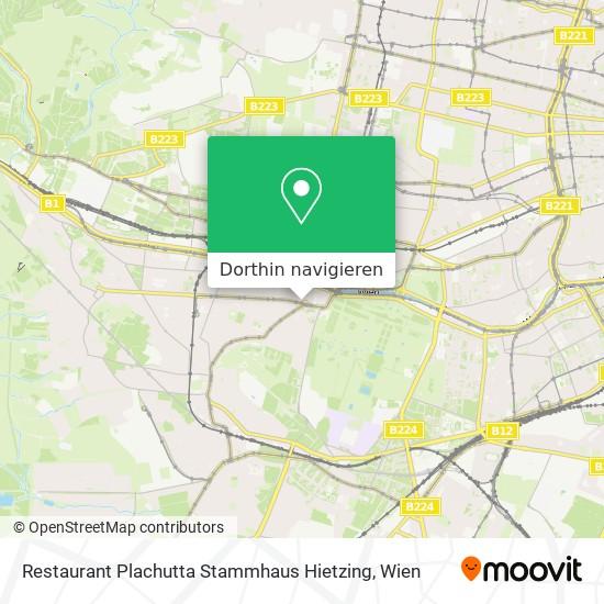 Restaurant Plachutta Karte