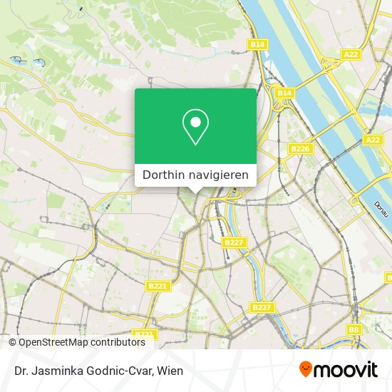 Dr. Jasminka Godnic-Cvar Karte