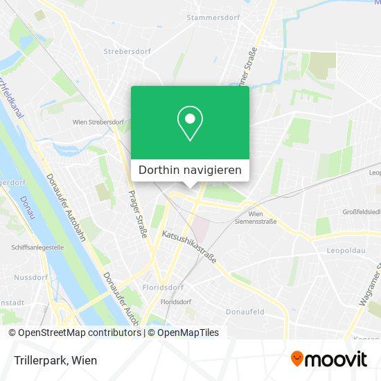 Trillerpark Karte