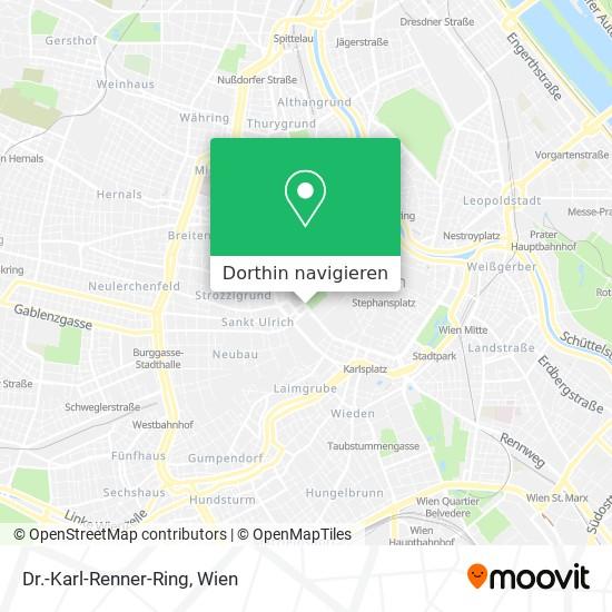 Dr.-Karl-Renner-Ring Karte