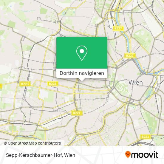 Sepp-Kerschbaumer-Hof Karte