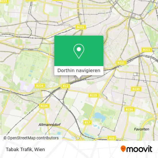 Tabak Trafik Karte