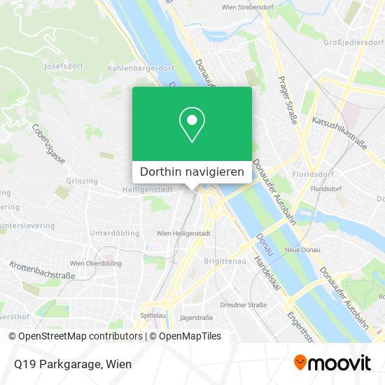 Q19 Parkgarage Karte