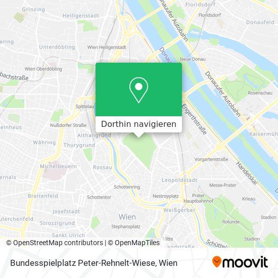Bundesspielplatz Peter-Rehnelt-Wiese Karte