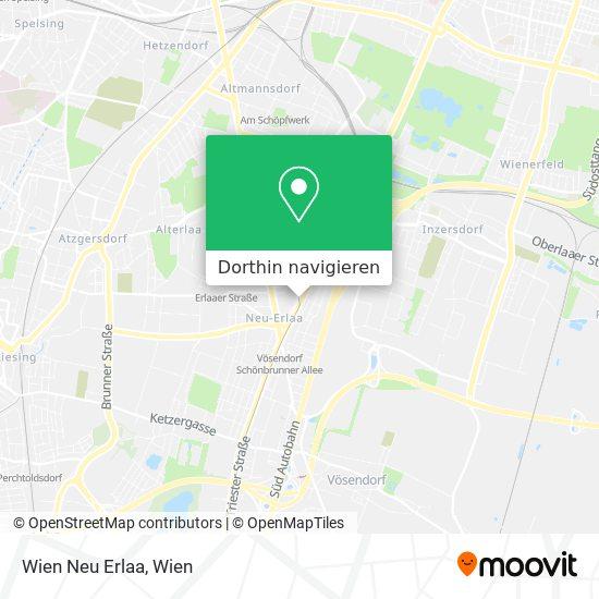 Wien Neu Erlaa Karte