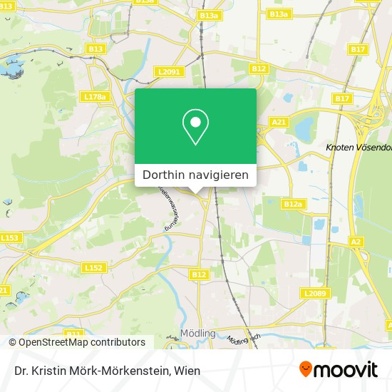 Dr. Kristin Mörk-Mörkenstein Karte