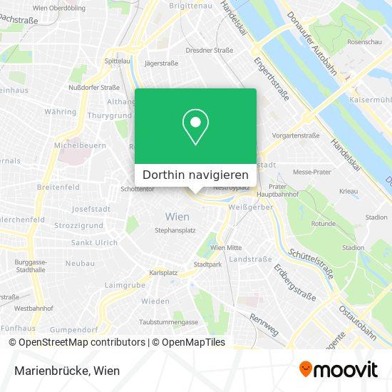 Marienbrücke Karte