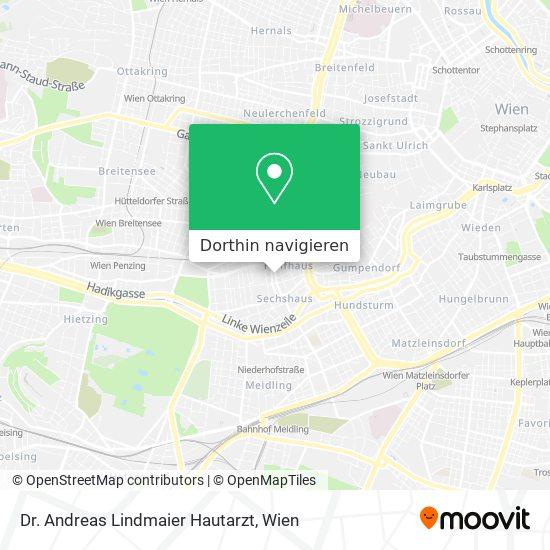 Dr. Andreas Lindmaier Hautarzt Karte