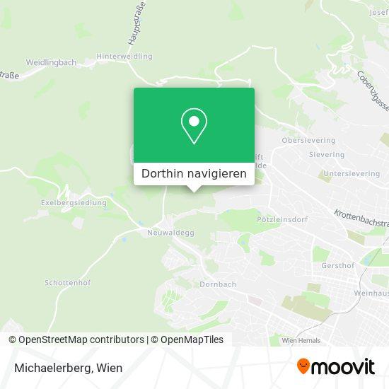 Michaelerberg Karte