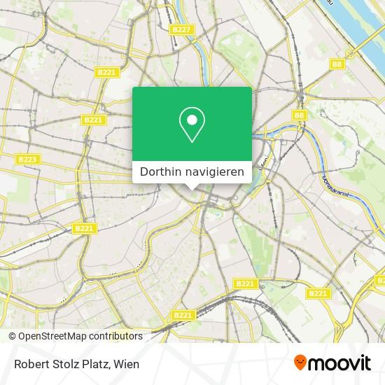 Robert Stolz Platz Karte