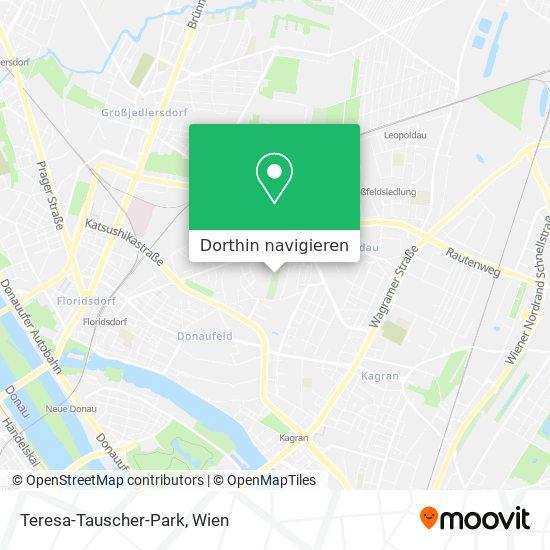 Teresa-Tauscher-Park Karte