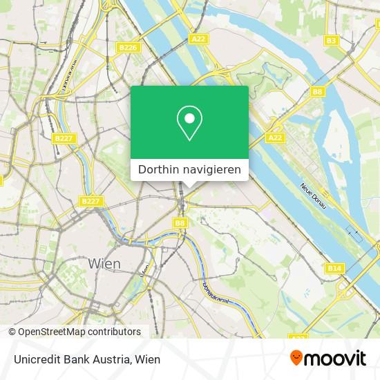 Unicredit Bank Austria Karte
