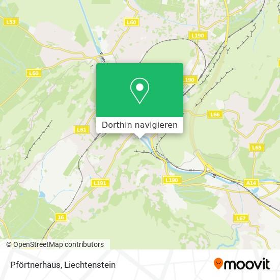 Pförtnerhaus Karte