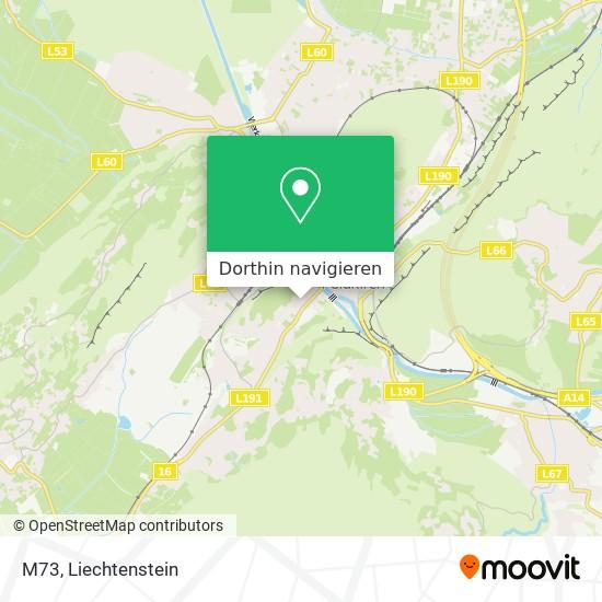 M73 Karte
