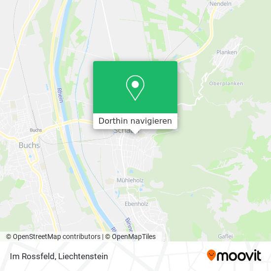 Im Rossfeld Karte