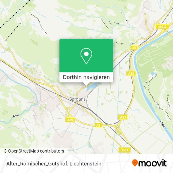 Alter_Römischer_Gutshof Karte