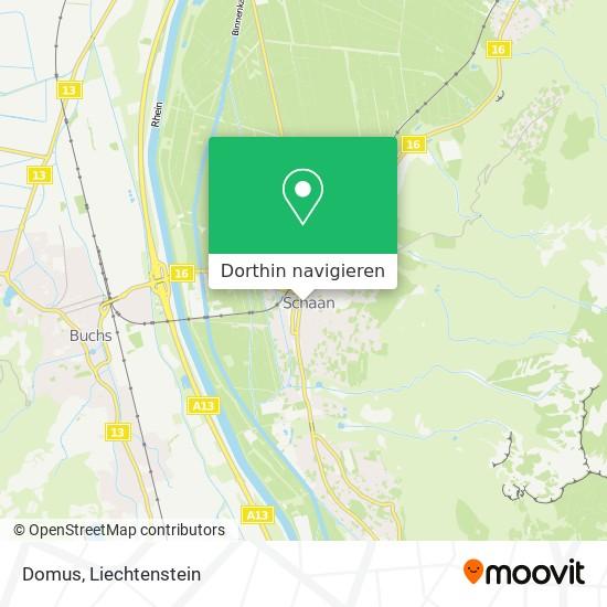 Domus Karte