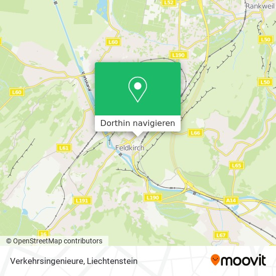 Verkehrsingenieure Karte