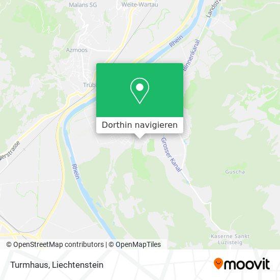 Turmhaus Karte
