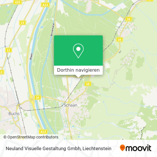 Neuland Visuelle Gestaltung Gmbh Karte