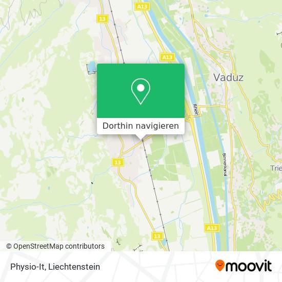 Physio-It Karte