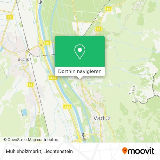 Mühleholzmarkt Karte