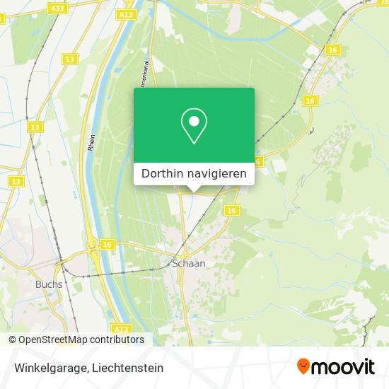 Winkelgarage Karte