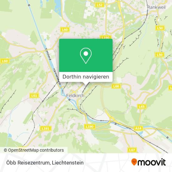 Öbb Reisezentrum Karte