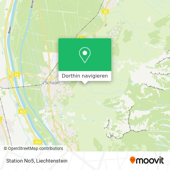 Station No5 Karte