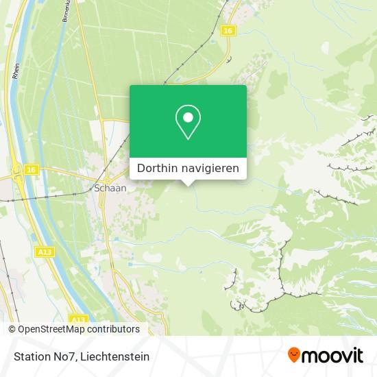 Station No7 Karte