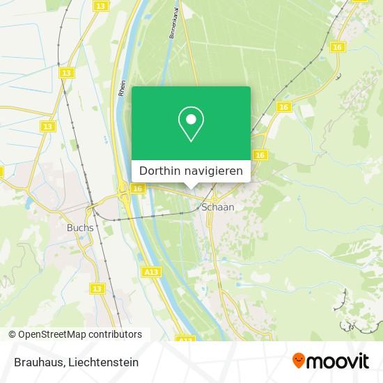 Brauhaus Karte