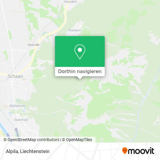 Alpila Karte