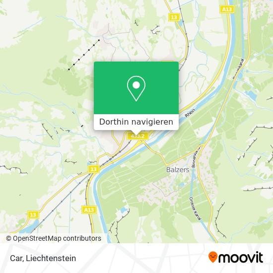 Car Karte