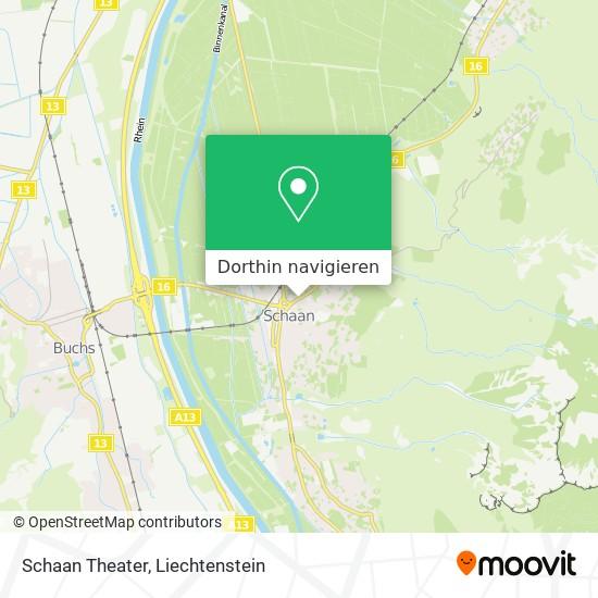 Theater Karte