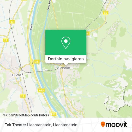 Tak (Theater AM Kirchplatz) Karte