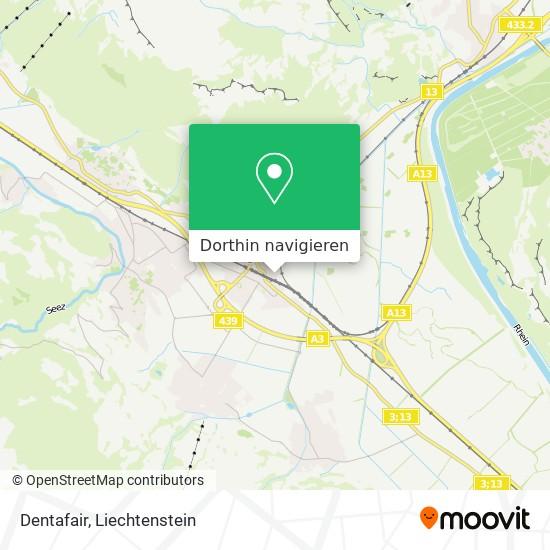 Dentafair Karte