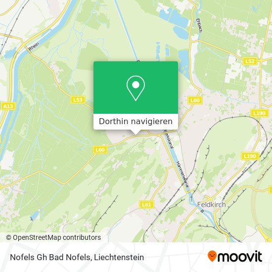 Nofels Gh Bad Nofels Karte