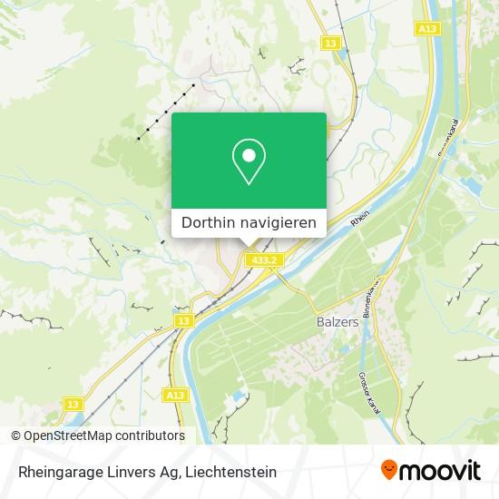 Rheingarage Linvers Ag Karte