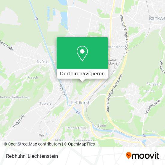 Steinadler Karte