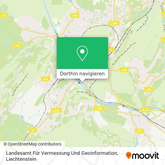 Landesamt Für Vermessung Und Geoinformation Karte