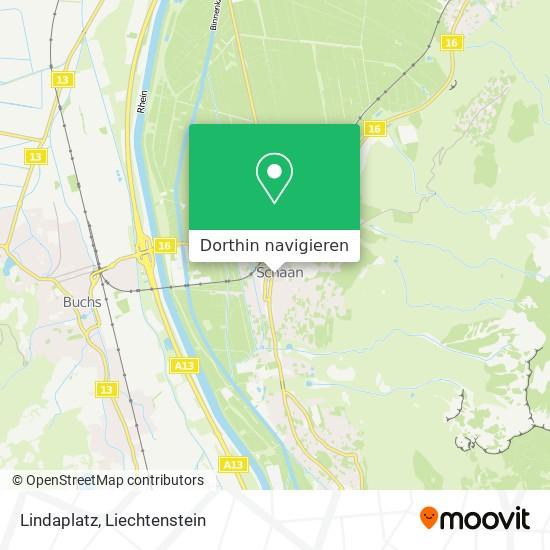 Lindaplatz Karte