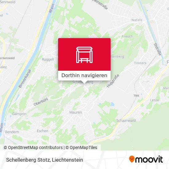 Schellenberg Stotz Karte
