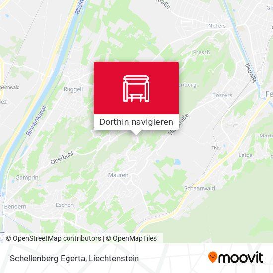 Schellenberg Egerta Karte
