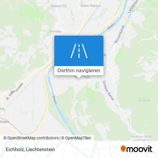 Eichholz Karte