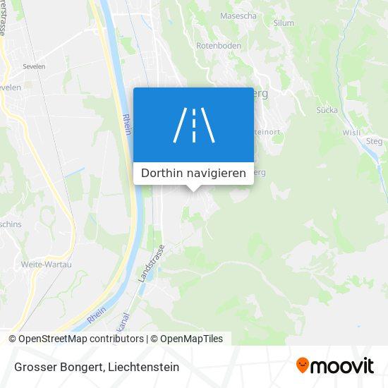 Grosser Bongert Karte